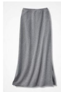 Coldwater Creek maxi skirt NWT